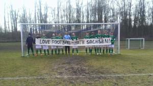 love fotball hate sachsen