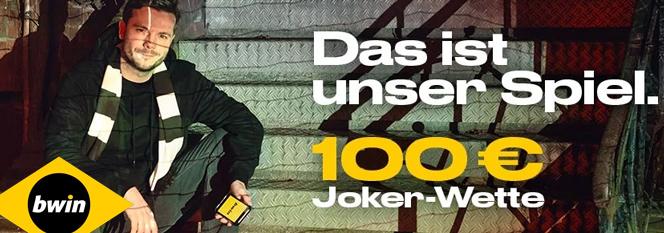 Bwin Bonus Banner 100 Euro