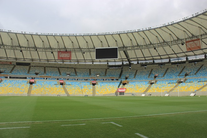 Copa America 2019 Finale Rio de Janeiro Maracana