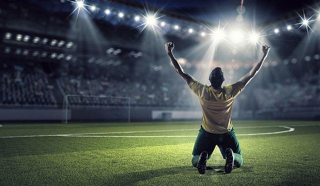 Fußball Gewinner Sieger