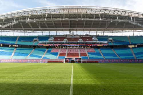 RB Leipzig gegen Zenit St. Petersburg