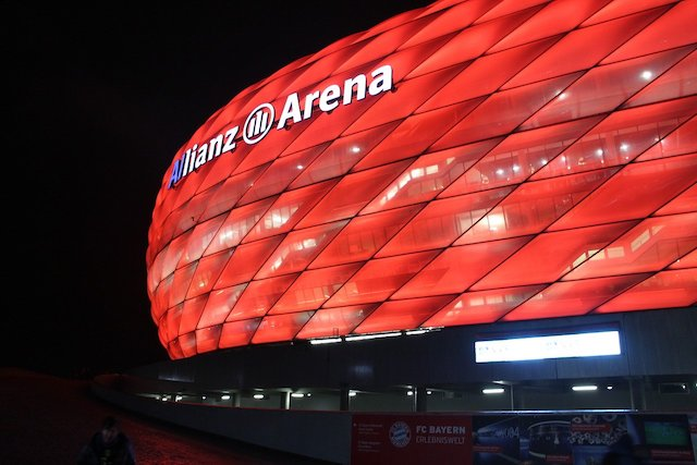 EM 2020 Auslosung Stadion Gruppe F