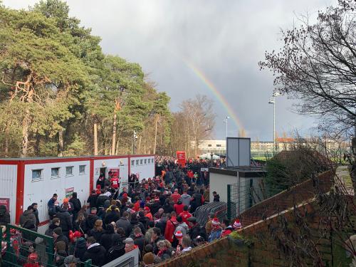 1. FC Union Berlin Mitgliederversammlung