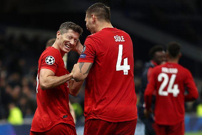 Süle fehlt dem FC Bayern München verletzt