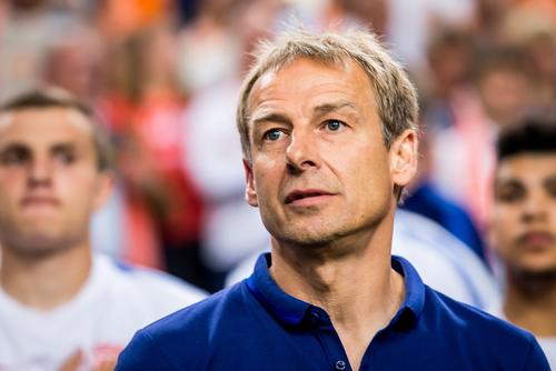 Jürgen Klinsmann Hertha BSC