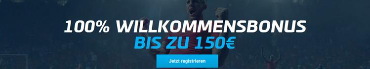 MyBet Sportwetten Bonus Banner