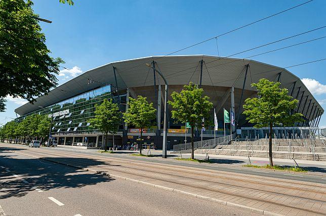 Rudolf Harbig Stadion Dresden