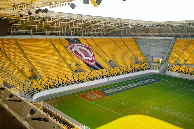 Dynamo Dresden - Unterhaching 2:0