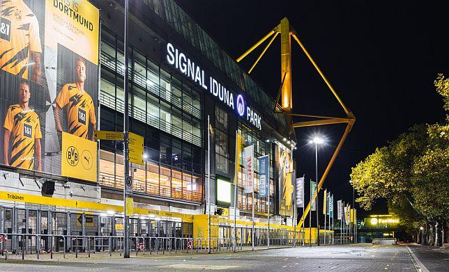 Borussia Dortund gegen RB Leipzig
