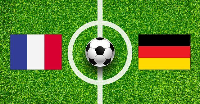 Frankreich vs. Deutschland EM 2021